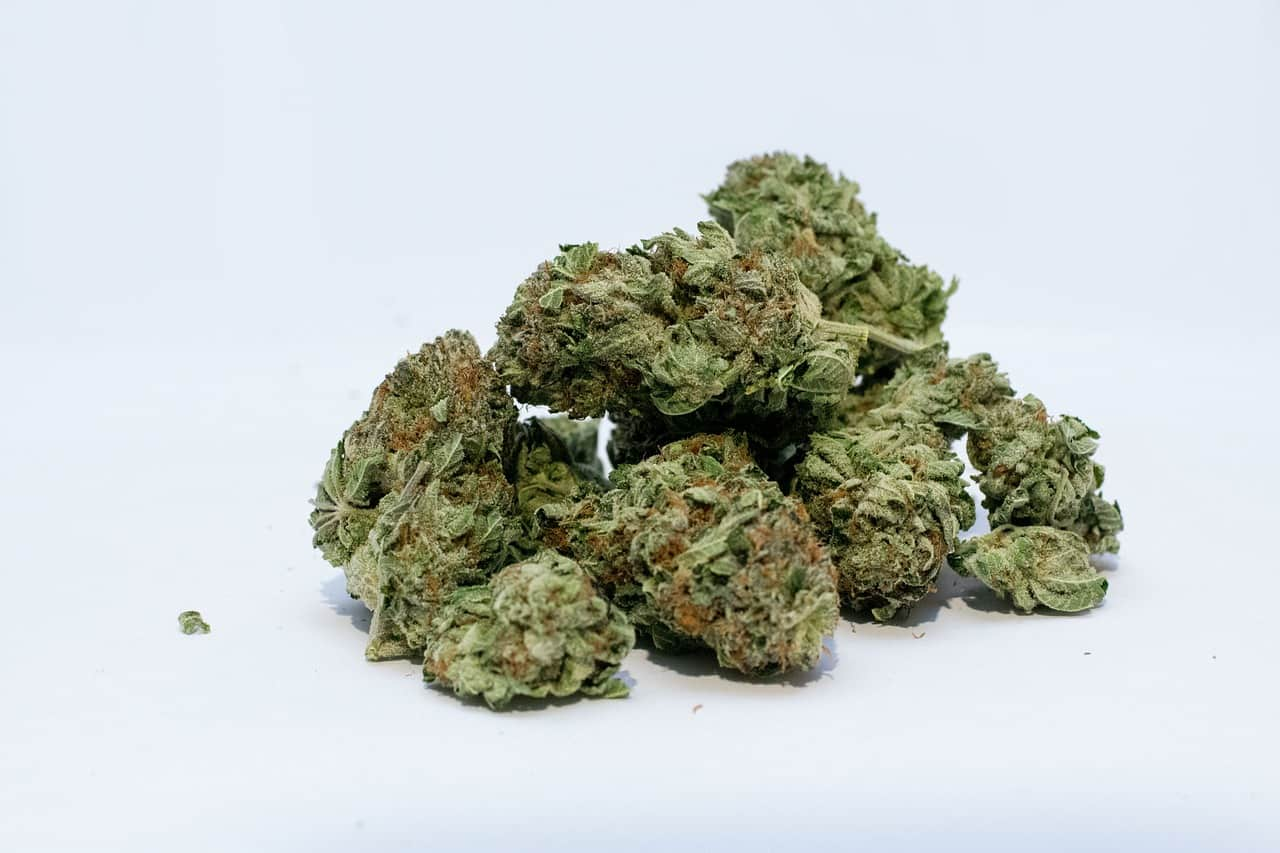 Cannabis Blüten