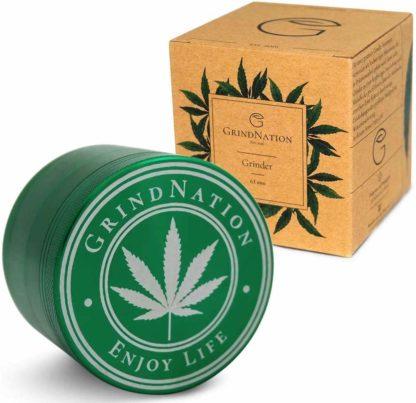 GrindNation Premium Grinder